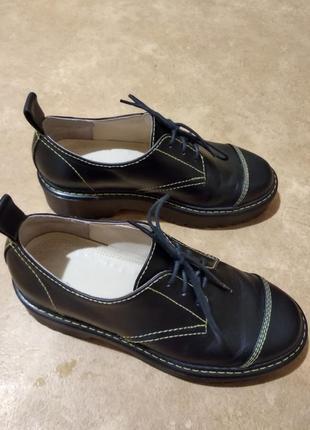 Туфли ручной работы, унисекс