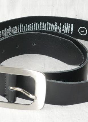 Германия c&a accessoires новый длинный кожаный ремень пояс100% коровья кожа спилок