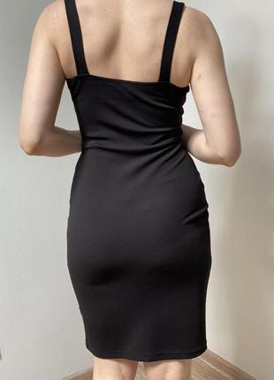 Чёрные платье2 фото
