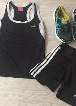 Спортивные шорты xs /s
