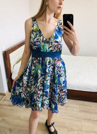 Шовкове плаття max&co