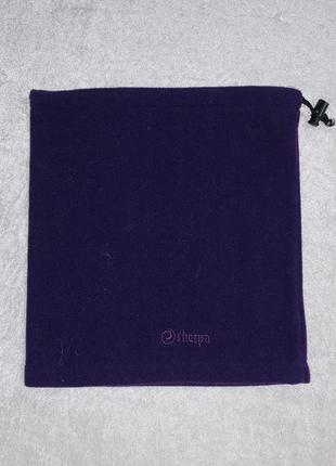 Спортивный шарф sherpa outdoor