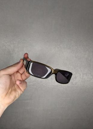 Винтажные очки christian dior3 фото