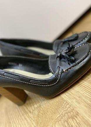 Туфли manufacture d'essai  натуральная кожа