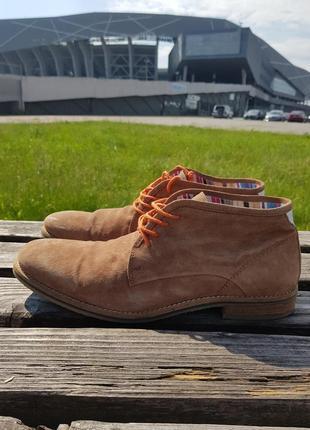 Туфлі mustang оригінал з європи
