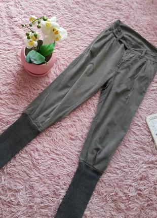 Стильні штани з манжетами по знижці