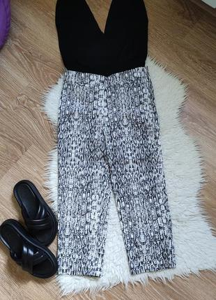 Укороченный брюки m&s