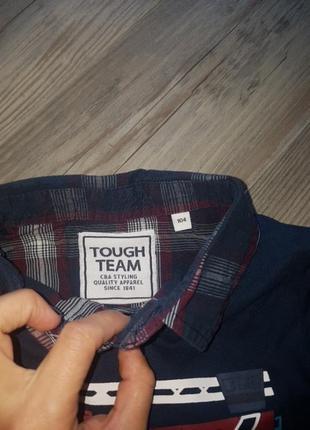 Кофта рубашка 104см2 фото
