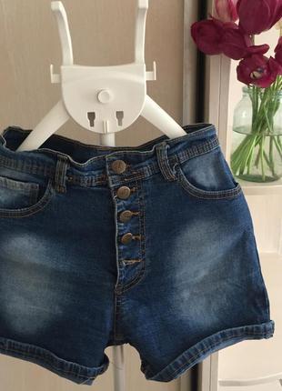 Джинсовые шорты miss jeans 💎