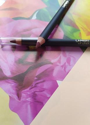 Олівець для губ lambre no 16/карандаш для губ ламбре no 16/акция 1=2
