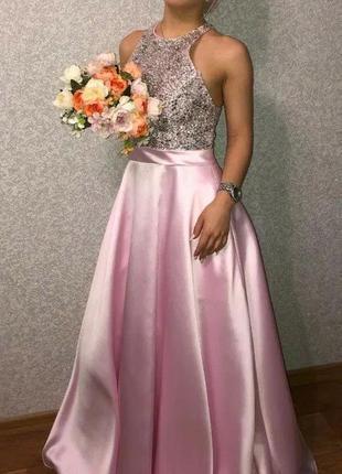 Платье jovani, выпускное платье, праздничное платье, вечернее платье