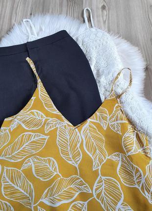 Шифоновая майка, блуза5 фото