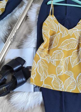 Шифоновая майка, блуза2 фото