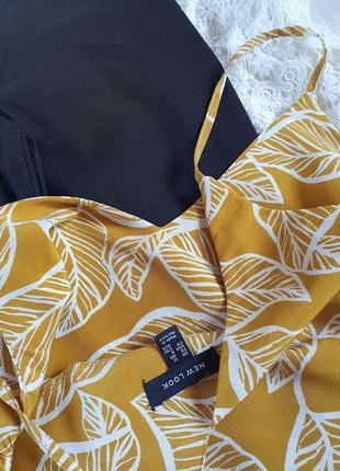 Шифоновая майка, блуза6 фото