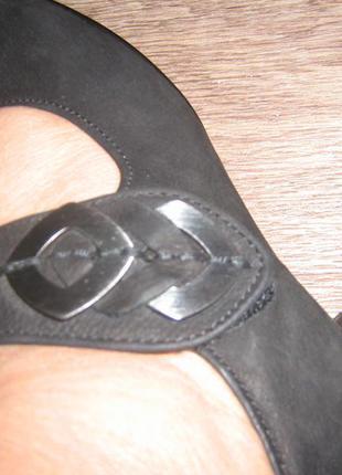 Комфортные немецкие туфельки