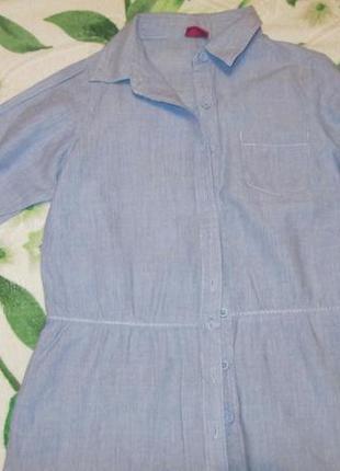 Рубашка-туника р.134