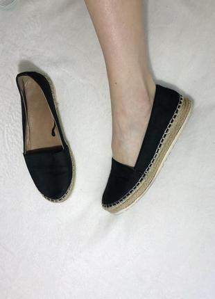Туфли на платформе балетки туфлі на платіормі 39 25см