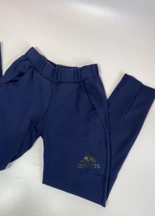 Женские спортивные штаны adidas zne tech fleece modern лосины swoosh тайтсы брюки stella10 фото