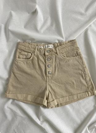 Джинсовые шорты mango9 фото