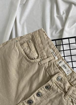 Джинсовые шорты mango8 фото