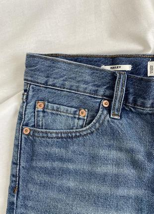 Джинсовые шорты mango6 фото