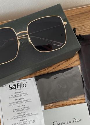 Сонцезахисні окуляри dior, нові,