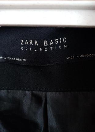 Чорний жакет пиджак2 фото