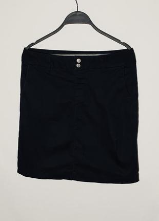 Чернильное-синяя юбка dickies оригинал