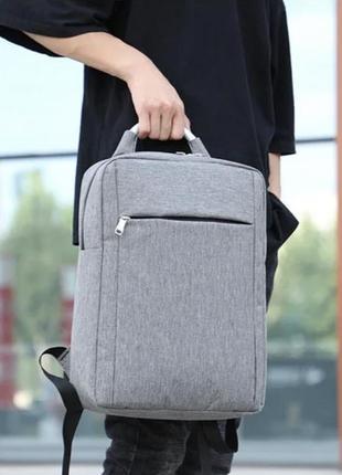 Стильный городской рюкзак с usb