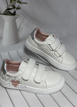 Слипоны -кроссовки для девочек тм american club