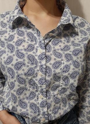 Рубашка блуза блузка gap