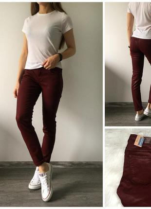 Шикарные базовые штанишки под кожу