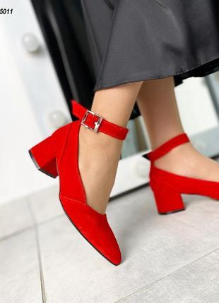 Замшеві туфлі з ремінцями замшевые туфли с ремешками лодочки с острым носиком5 фото