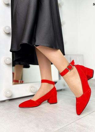 Замшеві туфлі з ремінцями замшевые туфли с ремешками лодочки с острым носиком2 фото