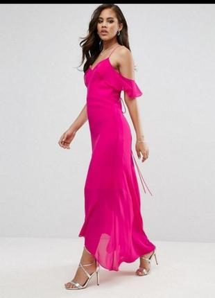 Платье шифон, вечернее платье