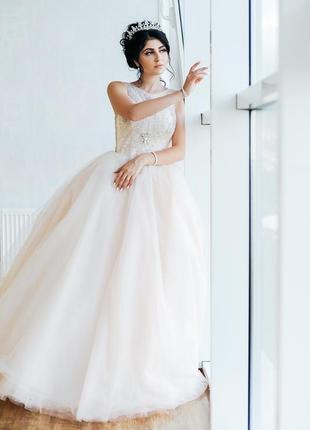 Свадебное платье выпускное платье вечернее платье