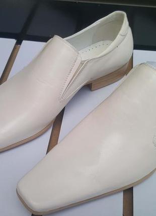Мужские туфли lido натуральная кожа6 фото