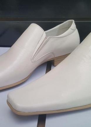 Мужские туфли lido натуральная кожа7 фото