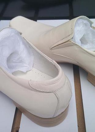 Мужские туфли lido натуральная кожа4 фото