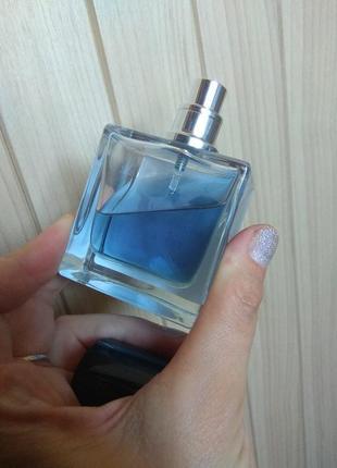 Туалетная вода одеколон свежий blue seduction от antonio banderas тестер ☕ объём 40мл из 50мл