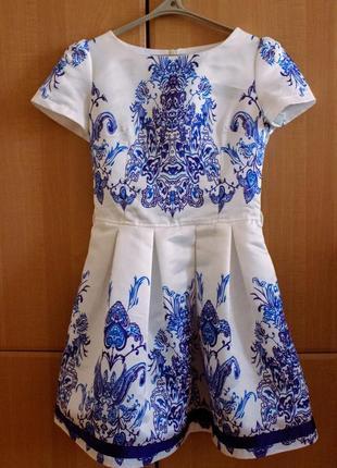 Нарядне плаття 36 розмір (s)