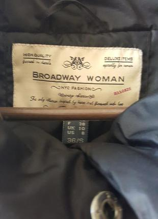 Куртка р.м broadway3 фото