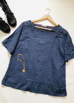 Летняя блуза из шитья