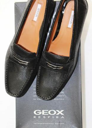 Туфли geox оригинал, пролет.
