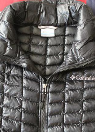 Куртка пухова columbia