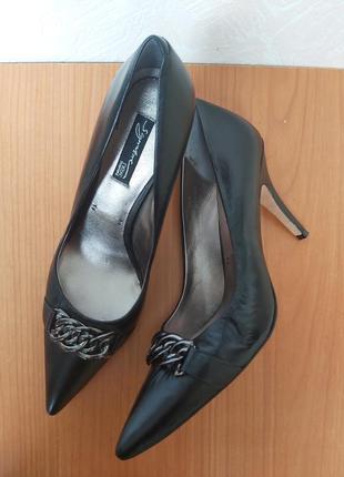 Кожаные туфли next 43  р.