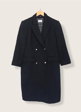 Пальто зі 100% кашеміру від люксового бренду alba moda