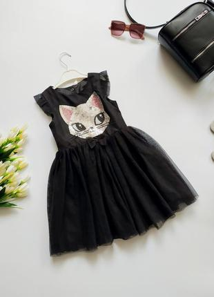 Шикарное платье на девочку h&m