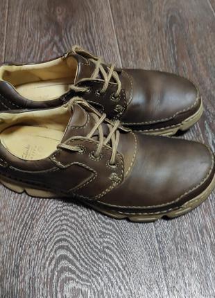 Туфли мужские clarks.