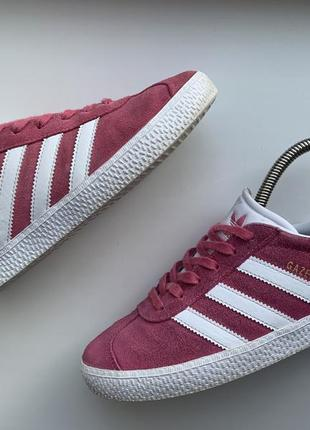 Adidas gazelle, оригинал фирменные стильные кроссовки